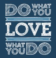 Do what you love N2