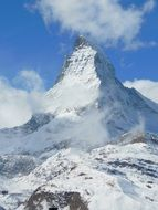 matterhorn is the pinnacle of the peninsky alps