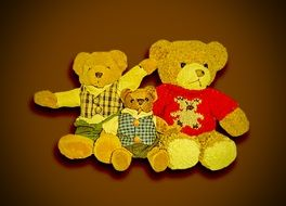 cute bear teddy plush toys