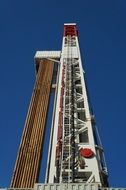 natural gas drilling rig search
