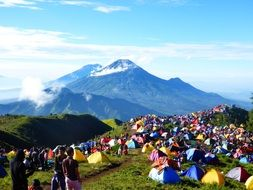 Landscape of tourism in Indonesia