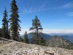 baldy california hiking