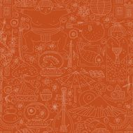 Japanese Seamless Pattern N7