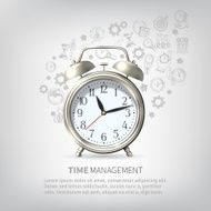 Time management poster N2