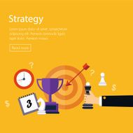 Data analysis strategy planning and successful business