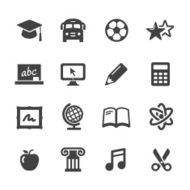 School Icons - Acme Series