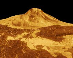 surface of venus planet