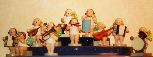 christmas angels orchestra