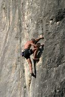 rock climbing altm C3 BChl valley