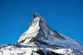 view of Matterhorn, Switzerland