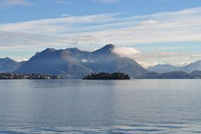 Lago Maggiore - one of the four great Italian lakes