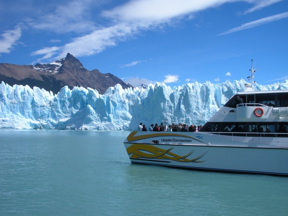 Ship in Argentina