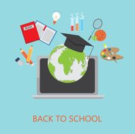 education background back to school