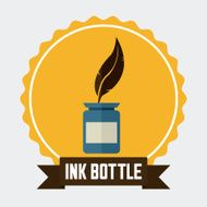 ink bottle design