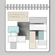 modern infographic template design