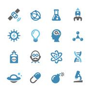Science Icons - Conc Series