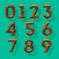 Wooden polygonal numbers part 4