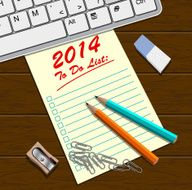 To Do List 2014