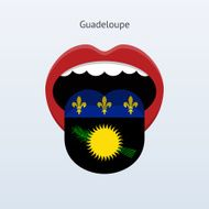 Guadeloupe language Abstract human tongue
