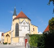church in kelheim