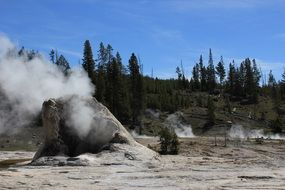 geothermal yellowstone