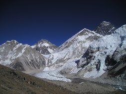 Nepal Himalayas Everest