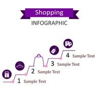 Shopping Infographic N2