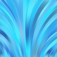 Colorful smooth light lines background Blue colors