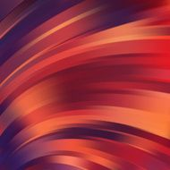 Colorful smooth light lines background N75
