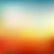 Abstract colorful blurred vector backgrounds N3