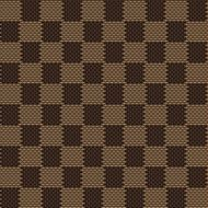square brown beige seamless fabric texture pattern