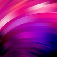 Colorful smooth light lines background pink purple blue colors
