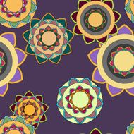 Colorful seamless pattern N12