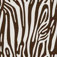 Seamless vector background with Zebra skin N4