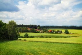 Germany landscapes