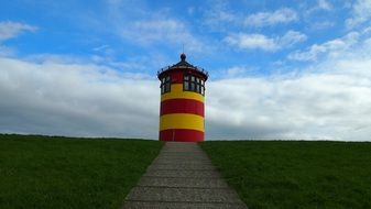 east frisia lighthouse