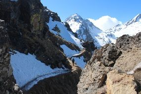 Langtang is a mountainous region of Nepal