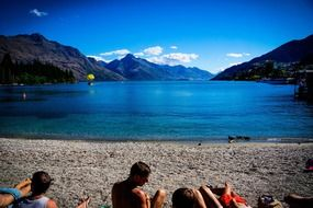 recreation area in queenstown