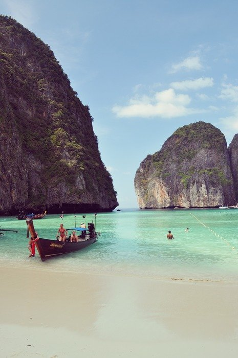 Phiphi island in Thailand