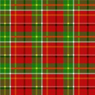 vector christmas squared seamless tartan fabric
