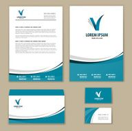 Template corporate style N6