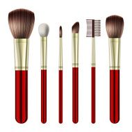 Set of makeup brushes N4
