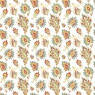 Seamless paisley pattern in chinese style N2