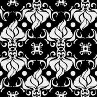 seamless wallpaper pattern N109