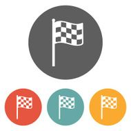Racing Flag Icon N2