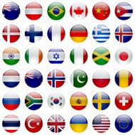 World Flags Icon Set N2