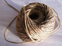 ball cord hemp natural twine