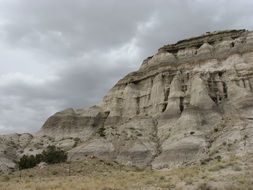 limestone mountains in new mexico
