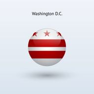 District of Columbia Flag (Washington D C )