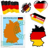 national colours of Germany